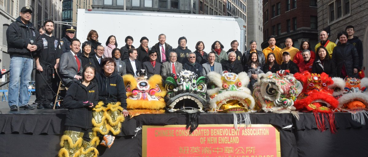 Permalink to:Chinese New Year Lion Dance Parade